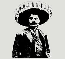 Emiliano Zapata - unichrome black Unisex T-Shirt