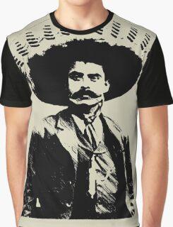 Emiliano Zapata - unichrome black Graphic T-Shirt