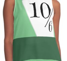 Mad Hatter Hat Contrast Tank