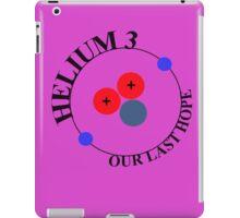 Mars 2030 - Helium 3 - Our Last Hope iPad Case/Skin