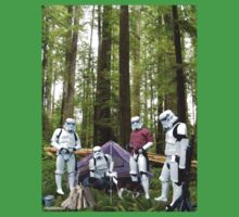 Stormtroopers on Endor - Stormtrooper Shirt / Tote / Pillow Kids Clothes