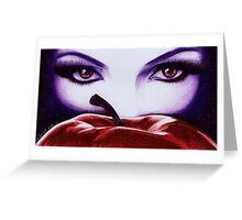Once Upon A Time Ballpoint Art Greeting Card