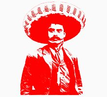Emiliano Zapata - unichrome red Unisex T-Shirt
