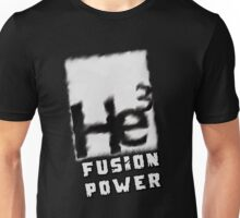 Mars 2030- Helium 3 Fusion Power Unisex T-Shirt