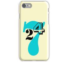 24/7 iPhone Case/Skin
