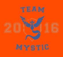 Team Mystic Kids Tee