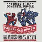 Rumble In The Concrete Jungle by Scott Neilson Concepts