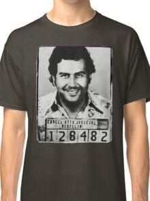 Escobar Mugshot Classic T-Shirt