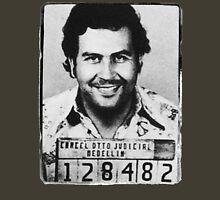 Escobar Mugshot Unisex T-Shirt