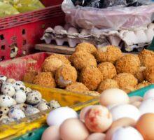 Vietnam: Eggs, Eggs, Eggs Sticker
