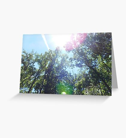 Skyward Greeting Card