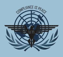 U.N. Compliance by Michael Bourgeois