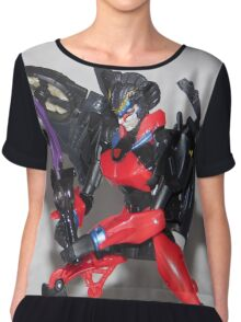 Windblade Chiffon Top