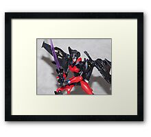 Windblade Framed Print