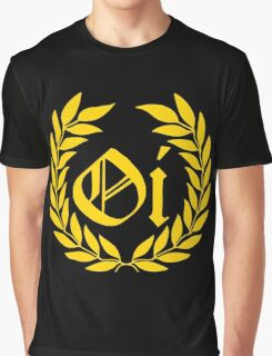 Oi! SKINHEAD Graphic T-Shirt