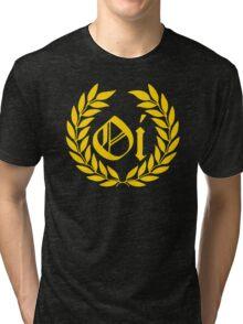 Oi! SKINHEAD Tri-blend T-Shirt