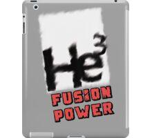 Mars 2030 - Helium 3 Fusion Power iPad Case/Skin
