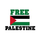Free Palestine by Boogiemonst