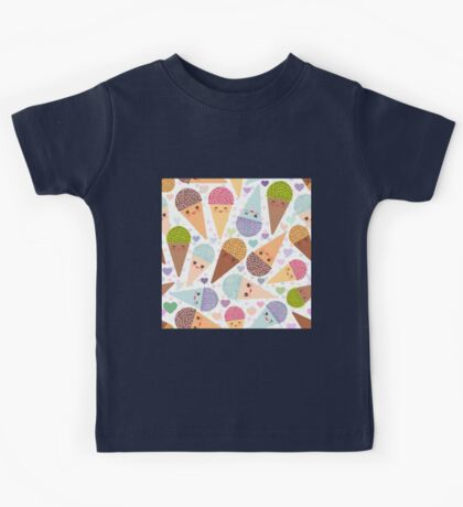 Sweet Corn Ice Cream Kids Tee