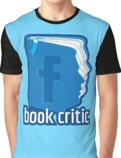 Book critic Graphic T-Shirt