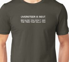 Richard Hammond explains why oversteer is better than understeer Unisex T-Shirt