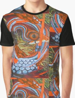 Thamnophis sirtalis Graphic T-Shirt
