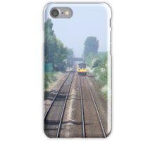 Incoming train iPhone Case/Skin