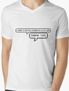 I need a Maxon Schreave in my life. | The Selection Mens V-Neck T-Shirt