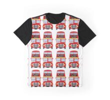 London Buses Graphic T-Shirt
