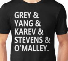 Greys Anatomy  Unisex T-Shirt
