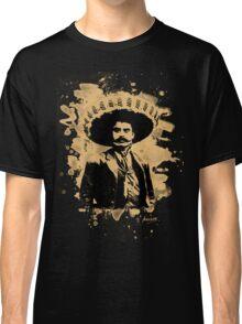 Emiliano Zapata - bleached natural Classic T-Shirt