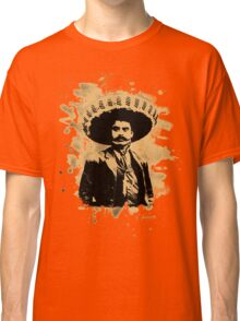 Emiliano Zapata - bleached natural Classic T-Shirt