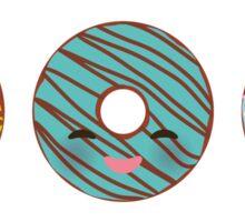 Happy Doughnuts Sticker