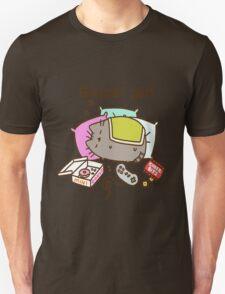 gamer girl pushen Unisex T-Shirt