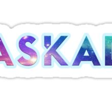 kaskade galaxy Sticker