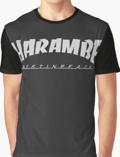 HARAMBE VINTAGE Graphic T-Shirt
