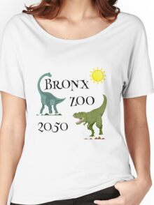Bronx Zoo. Year 2050. Women's Relaxed Fit T-Shirt