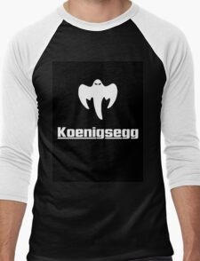 Koenigsegg Ghost Men's Baseball ¾ T-Shirt