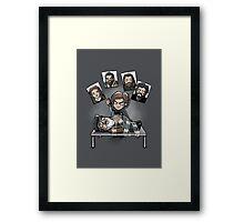 Revenge Framed Print
