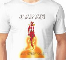 Heroic Japan Unisex T-Shirt