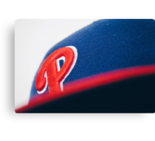 For you Phillies fans out there. Canvas Print