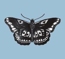 Harry Styles' Butterfly Tattoo Baby Tee