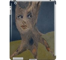 Tree Woman The Face of Nature iPad Case/Skin