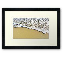 A day at da playa Framed Print