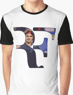 RF Roger Federer Graphic T-Shirt