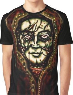 Lady Stoneheart : The Hooded Woman Graphic T-Shirt