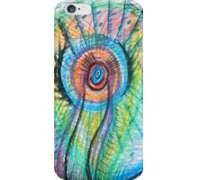 Abstract Expressions of Artist Mind iPhone Case/Skin