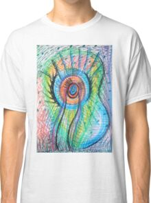 Abstract Expressions of Artist Mind Classic T-Shirt