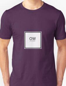 oh wonder band design  Unisex T-Shirt