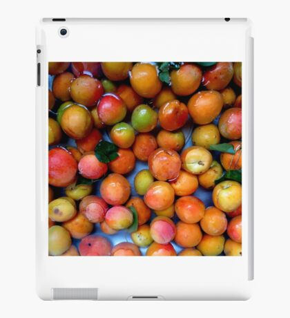 First Apricots of 2016 iPad Case/Skin